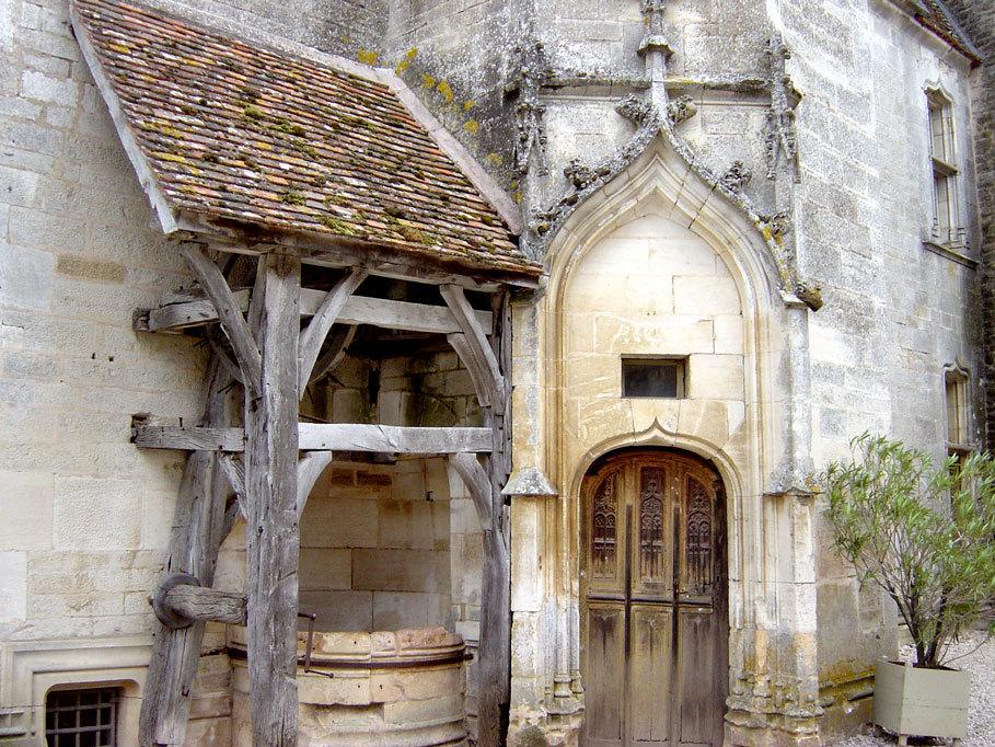 Le château de Chatauneuf