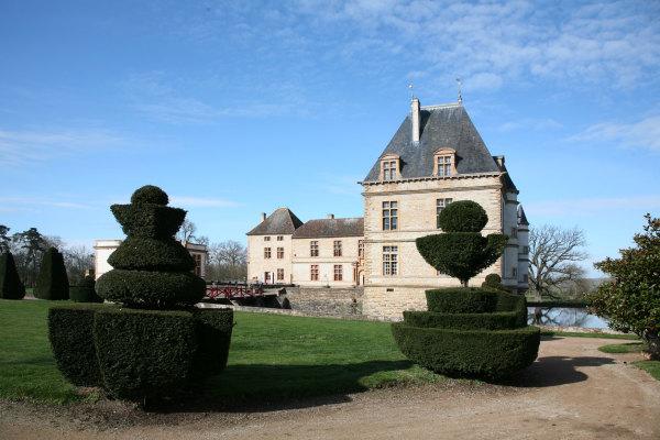 Le château de Cormatin