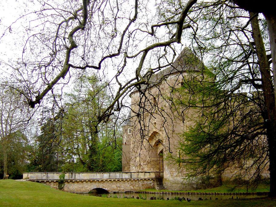 Chateau d'Arnet