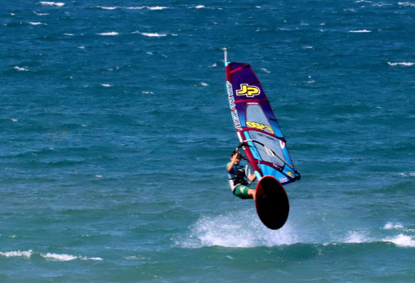 Windsurf à la Franqui