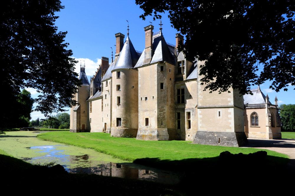 Le chateau de Meillant