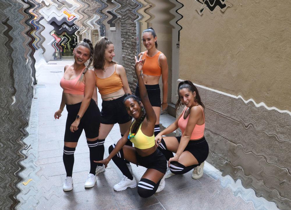 Danse de rue à Perpignan