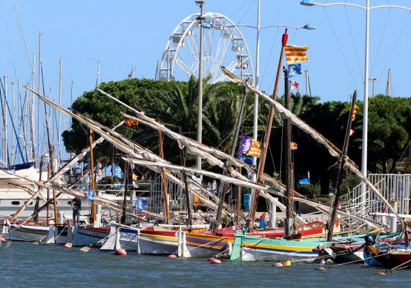 Les journées du patrimoine : le port de Canet