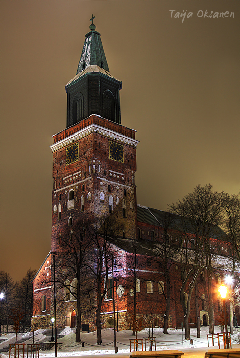 Our Turku Cathedral