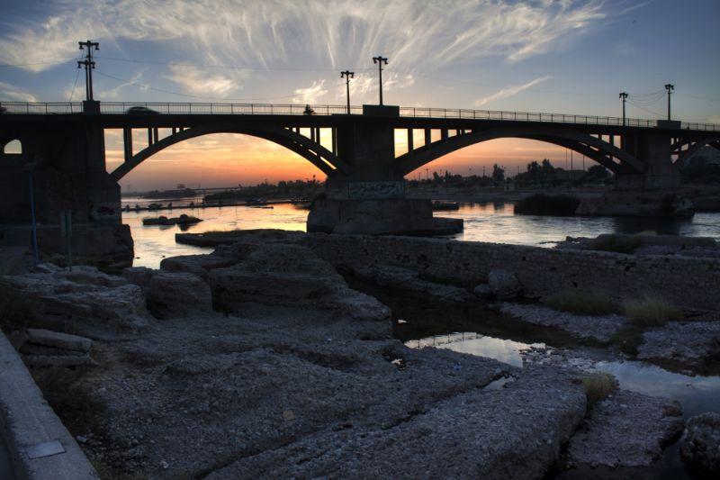 old Bridge of dezful