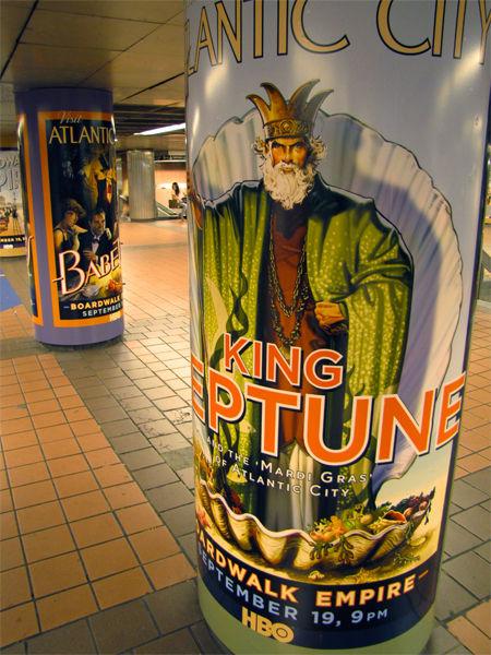 King (N)eptune