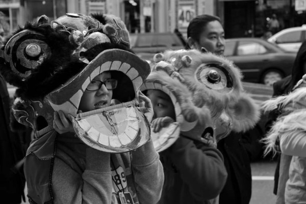 One Hour in Chinatown Series 3/7