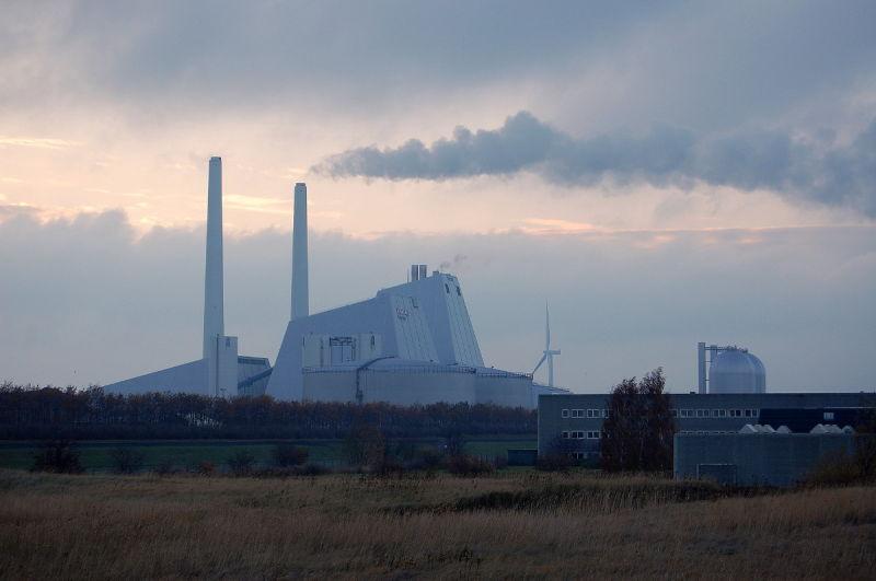 DONG Avedøre coal plant - Copenhagen