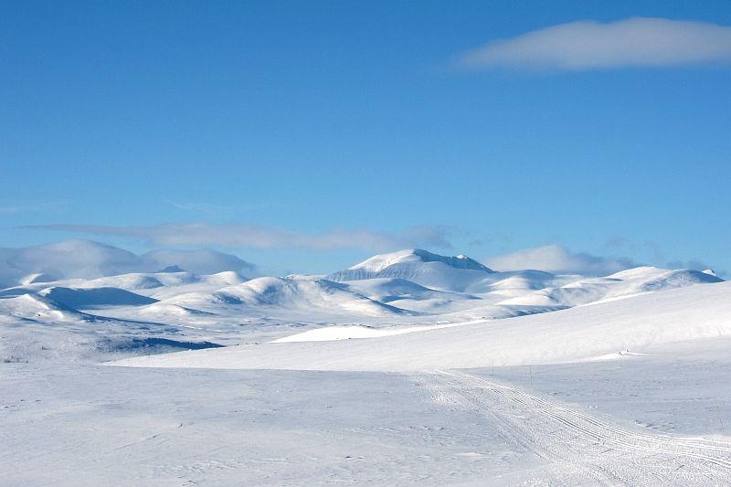 Last view of the Castle - Venabu, Norway 13/13