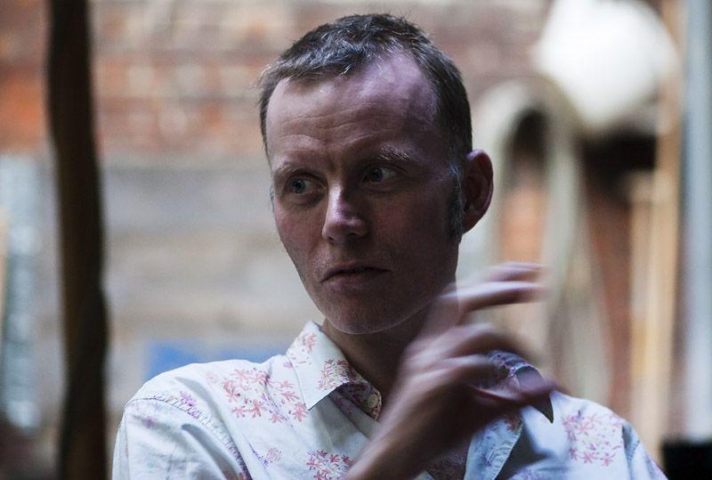 Henrik Leach Hansen, artist and art teacher