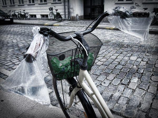 Girlish rain cover :D