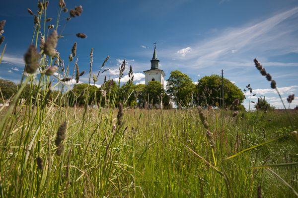 Skrea church, Halland, Sweden