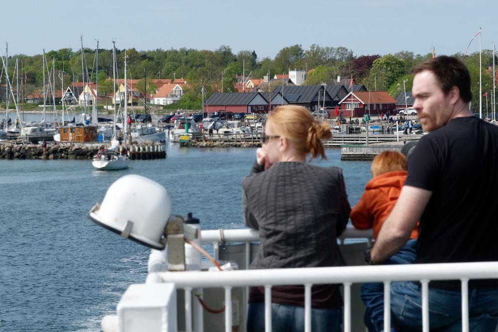 Rørvig harbour