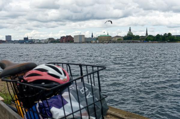 Skyline of Copenhagen