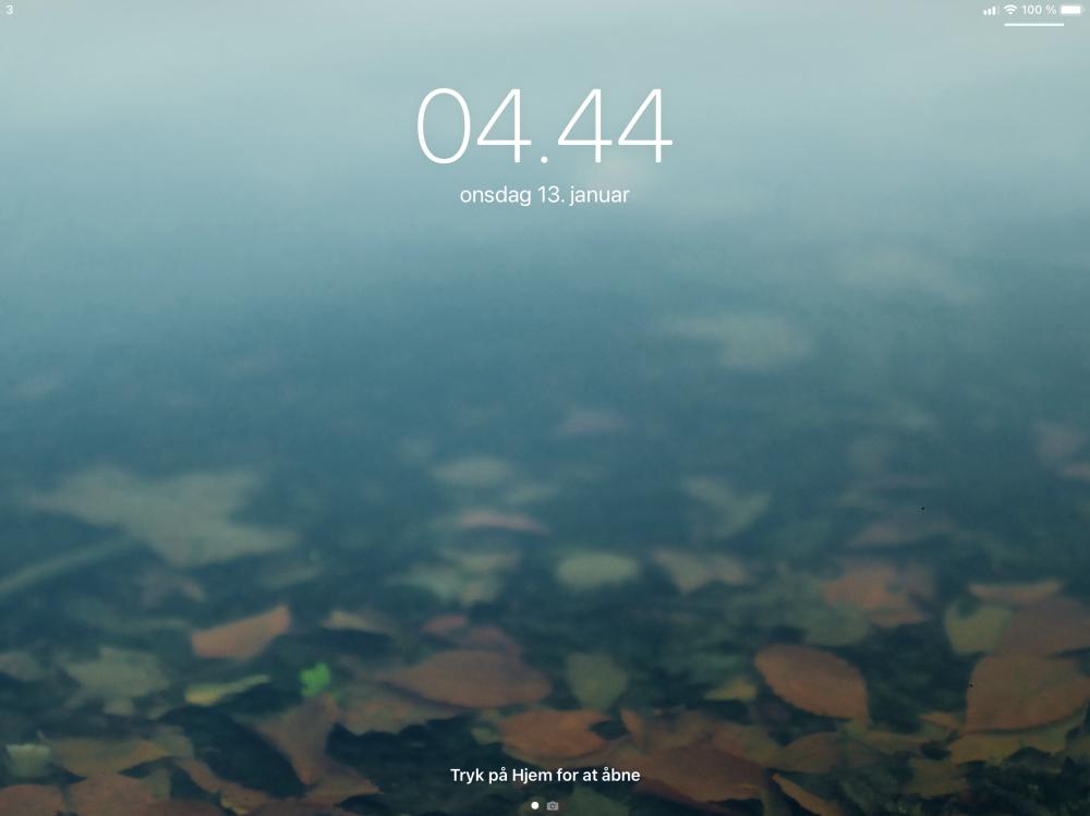 My wonderful iPad