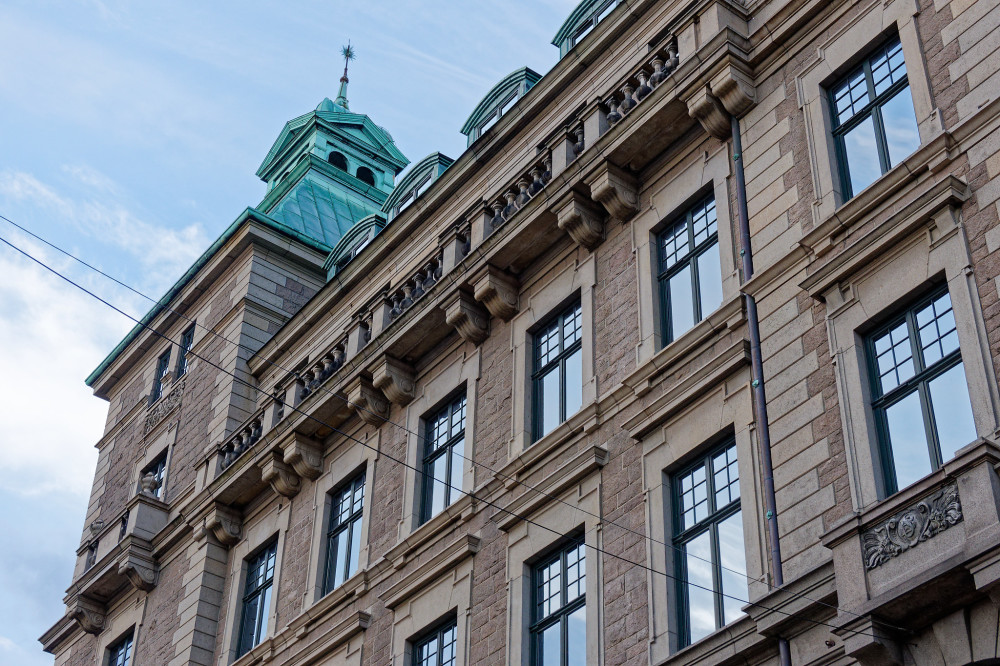House at Frans Suellsgatan, Malmö