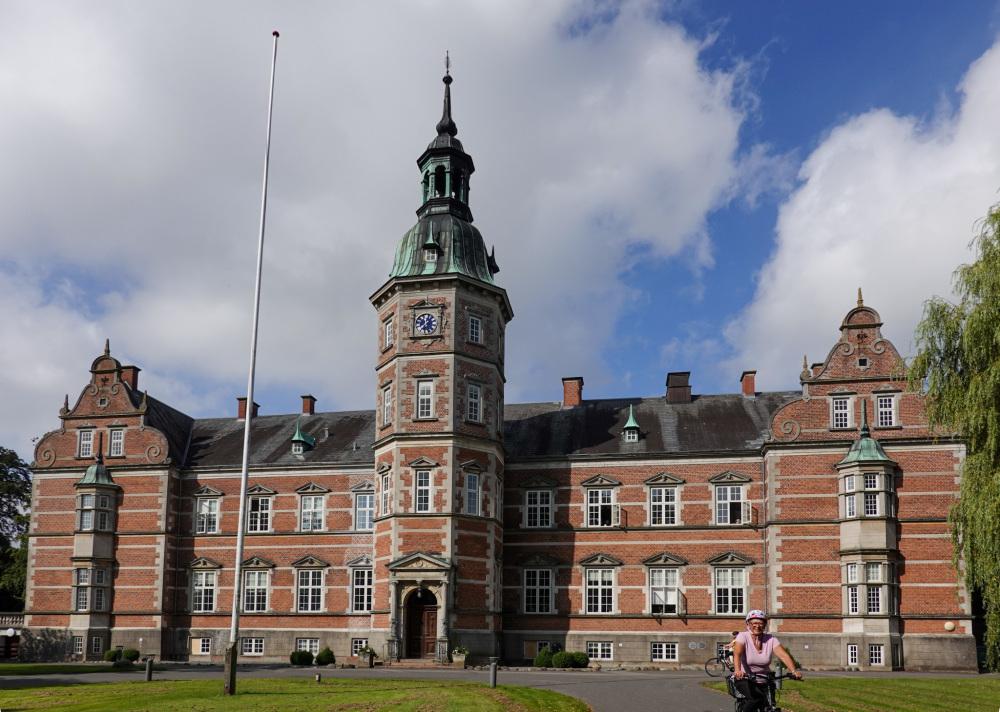 Østrupgård castle, Funen