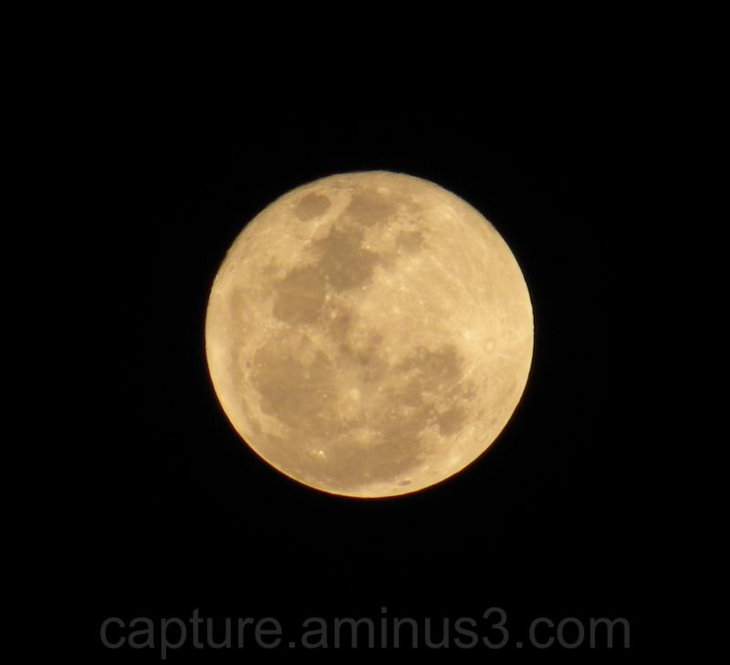 Biggest & Brighter moon of 2010