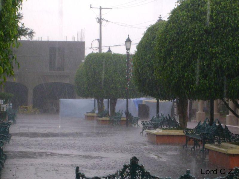 Plaza de Chavinda