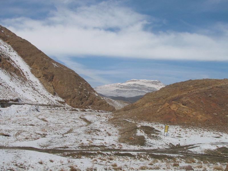 Kalahrood Mountain