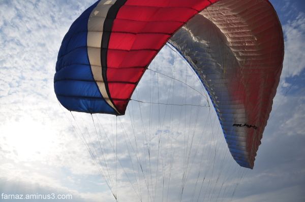 parachute gorganگرگان