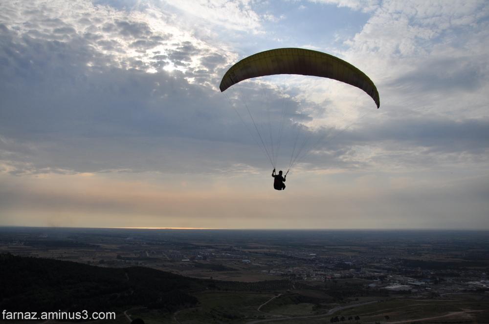 parachute gorgan گرگان