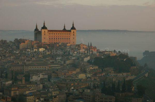Toledo at sunrise