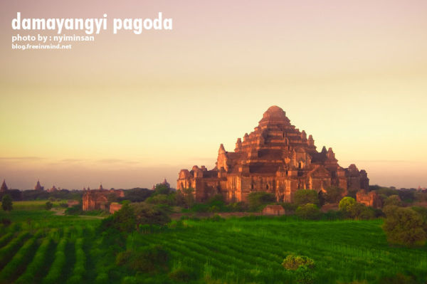 DamayanGyi pagoda