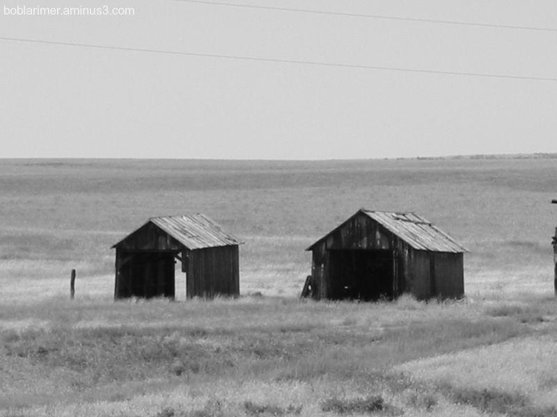 Old Barns II
