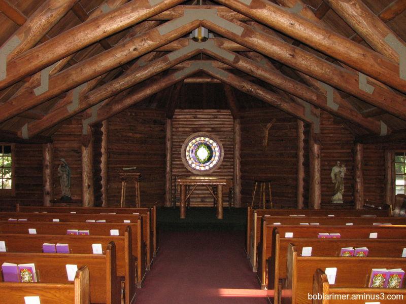 The Chapel in Grand Teton