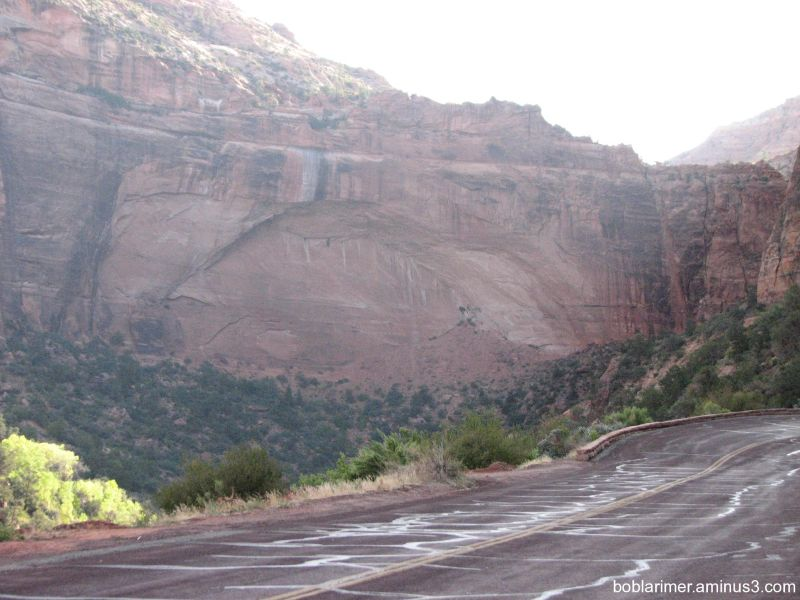 The Great Arch of Zion