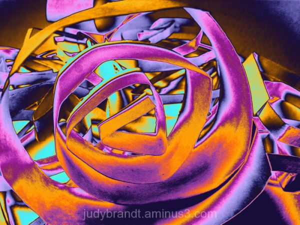 Paper spiral