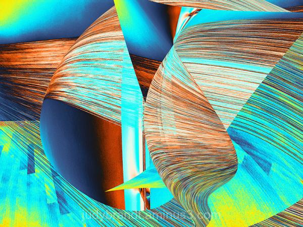 Geometric threads