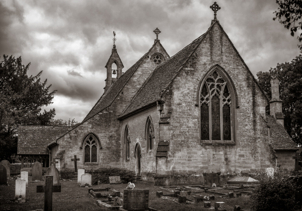 St Saviour's, Tetbury