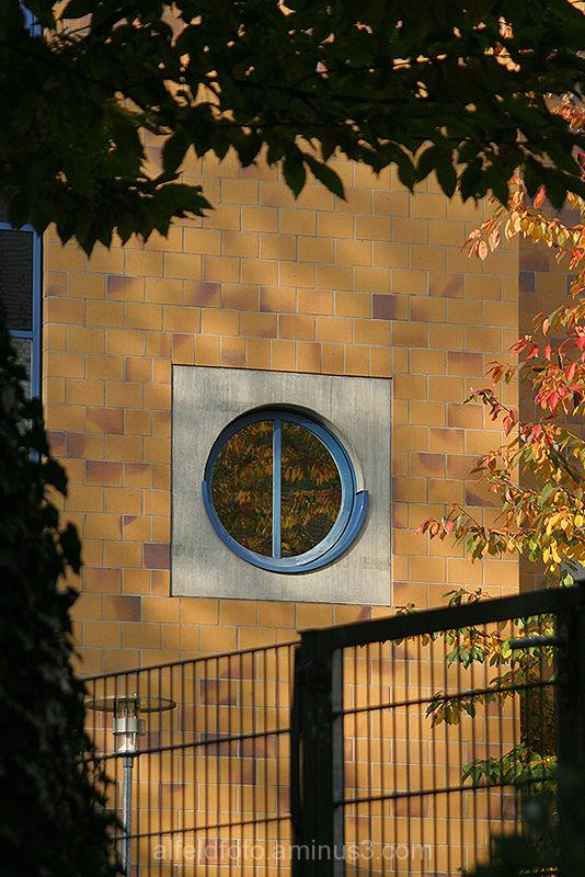 Die Realschule in Alfeld.
