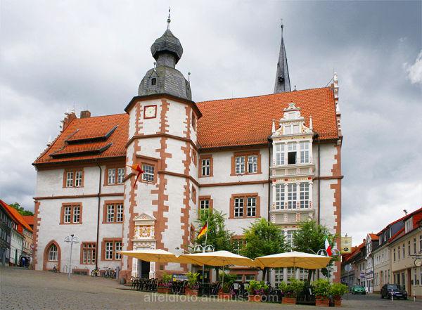 Rathaus in Alfeld (Leine)