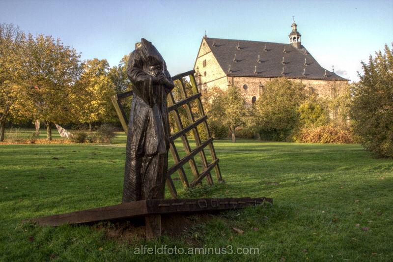 Oliver Plunkett, Kloster Lamspringe