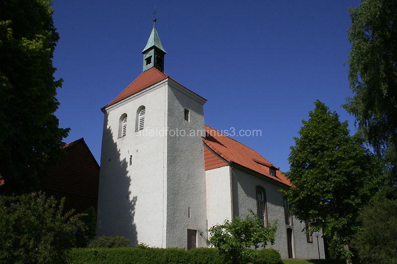 Die Kirche Maria Lamberti in Hoyershausen