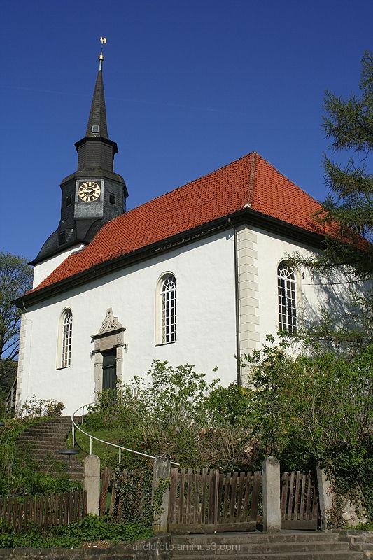 Die Kirche in Alfeld Limmer