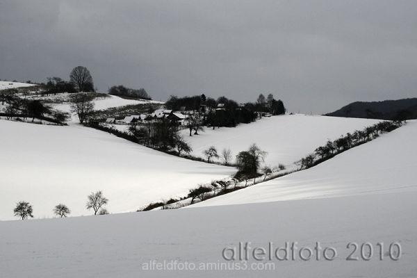 Warberg und Wikingerdorf bei Alfeld Warzen