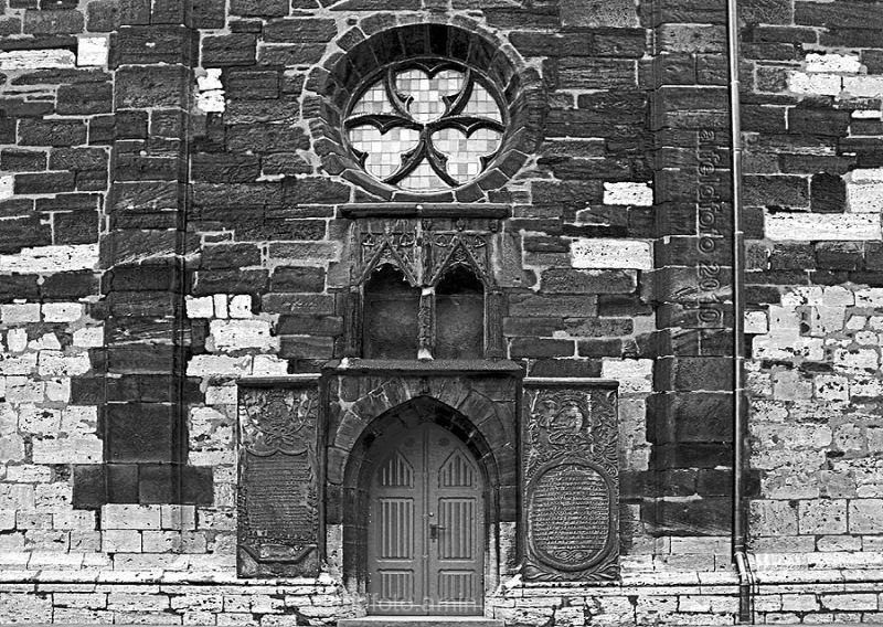 Portal von Sankt Nicolai in Alfeld (Leine)
