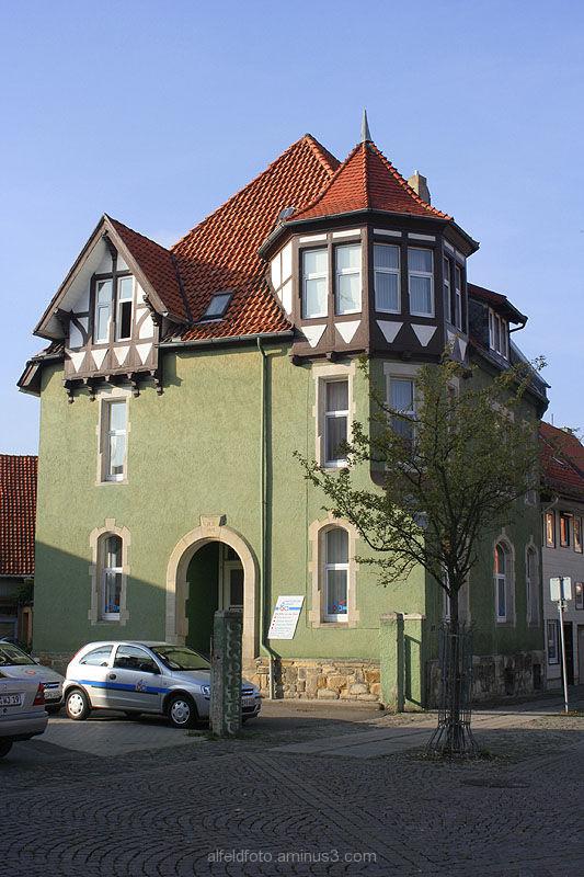 Gebäude des Paritätischen in Alfeld (Leine)