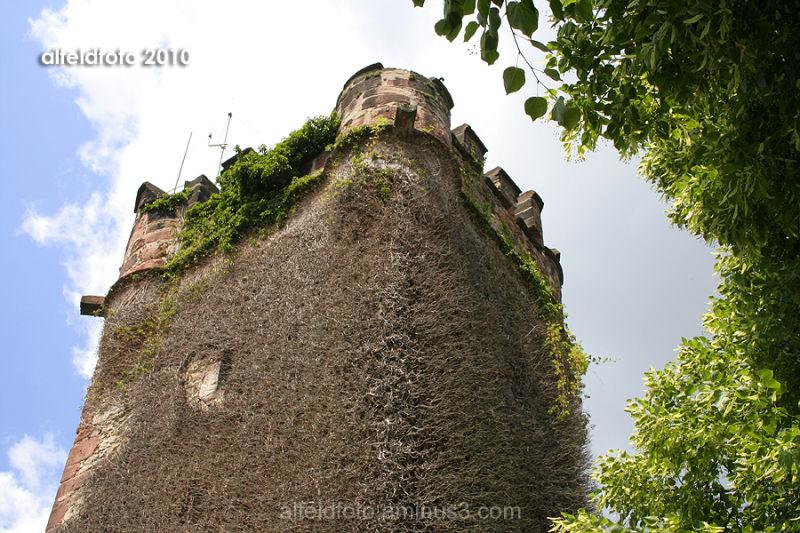 Der Fillerturm in Alfeld (Leine)
