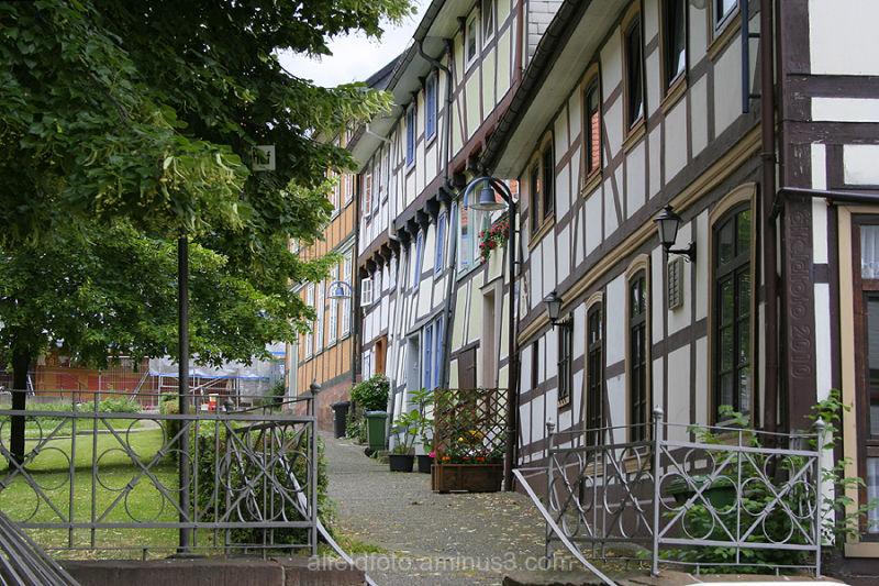 Kirchhof in Alfeld (Leine)