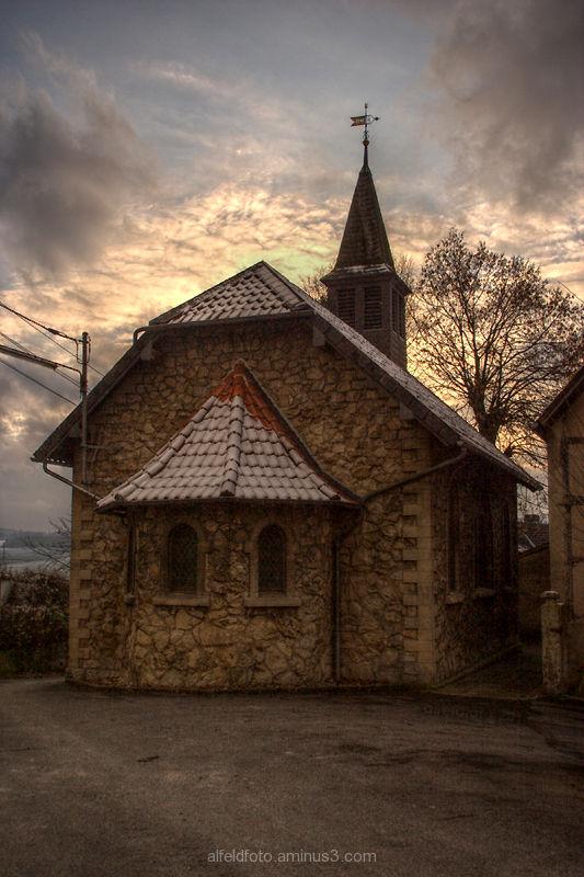 Kapelle in Wettensen im Leinebergland