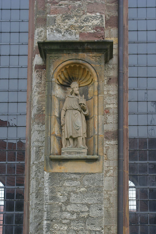 Kosterkirche Lamspringe im Leinebergland