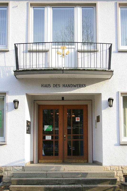 Haus des Handwerks in Alfeld (Leine)