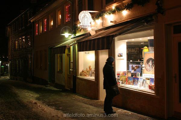 Buchhandlung Pallas in Alfeld (Leine)