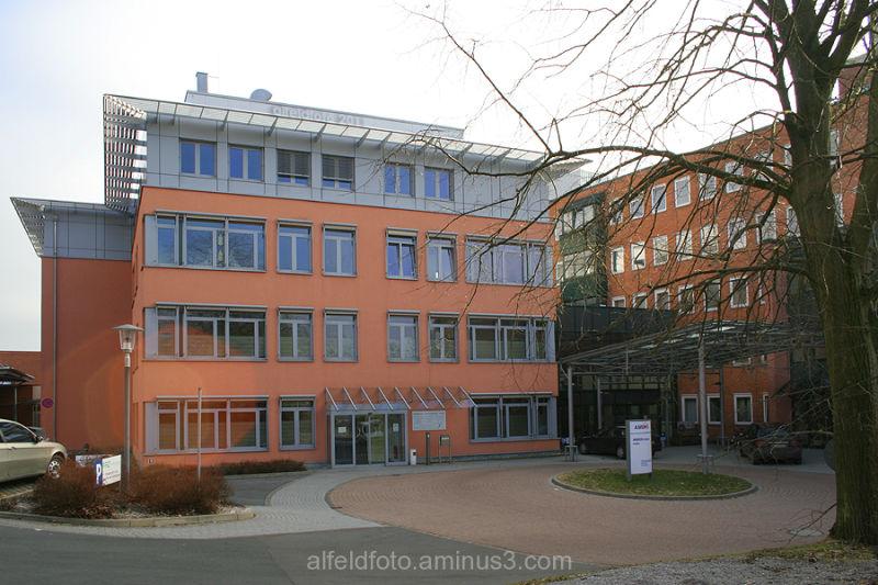 Krankenhaus und Facharztzentrum Alfeld (Leine)