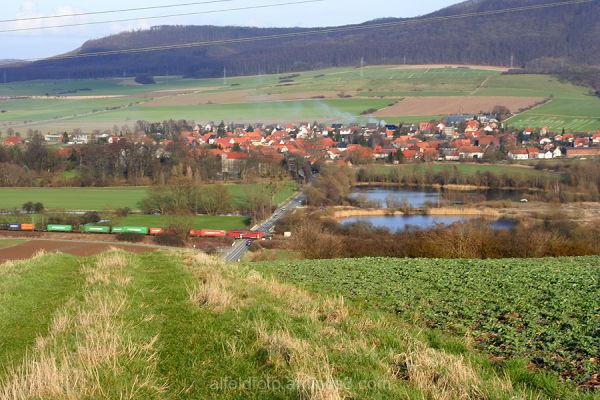 Leinebergland bei Brüggen